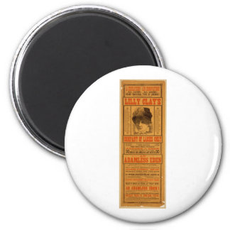 A sensation An innovation All ladies 1884 Magnets