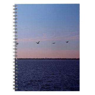A Serendipitous Romance Spiral Notebook