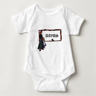 A Serious Man Baby Bodysuit