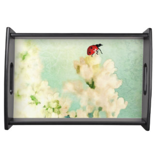 A Shabby Bug's Life Serving Tray