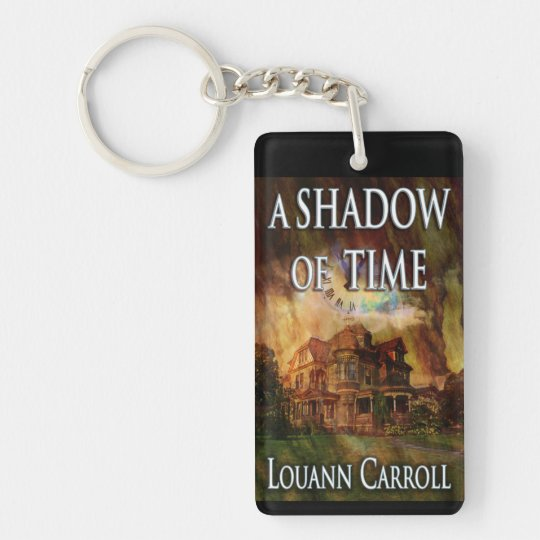 A Shadow of Time Designer Keychain