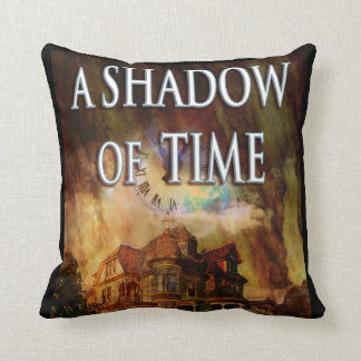 A Shadow of Time Designer Throw Pillow