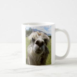 A Shaggy Alpaca Coffee Mug