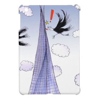 A ShardArt Ouch by Tony Fernandes iPad Mini Cases
