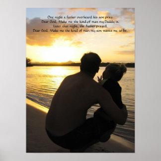 A Shared prayer Poster
