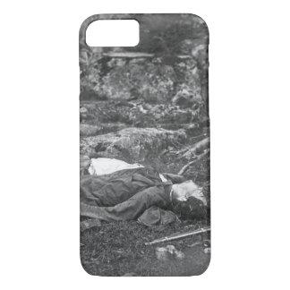 A Sharpshooter's last sleep. Gettysbury, July 186 iPhone 7 Case