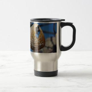 A Shell at the Shore Travel Mug