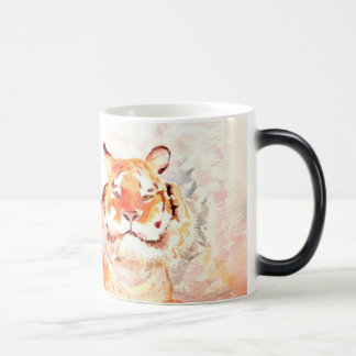 A Siberian Tiger. Magic Mug