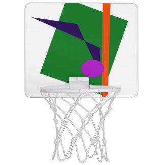 A Sign 2 Mini Basketball Hoop