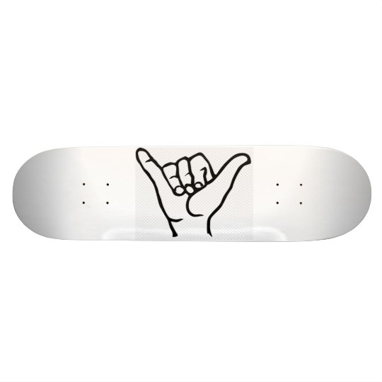 A skate board