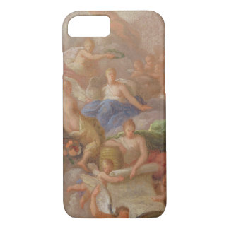 A Sketch of Gratitude Crowned by Peace, with Other iPhone 7 Case