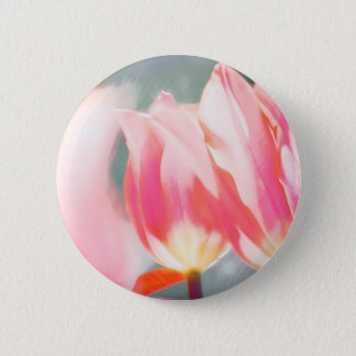 A Sketch of Tulipa Duo 2 Inch Round Button