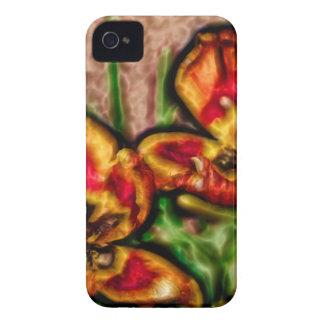 A Sketch of Tulipa Duo iPhone 4 Case