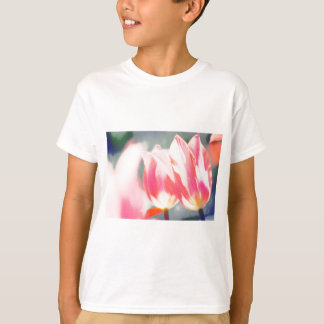 A Sketch of Tulipa Duo T-Shirt