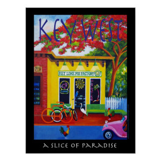 A Slice of Paradise Poster
