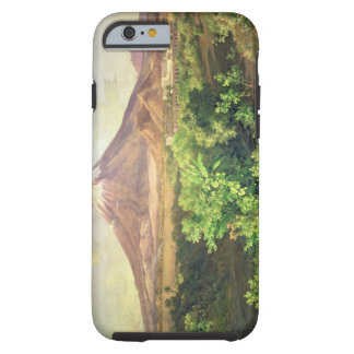 A Small Volcano in Mexican Countryside, 1887 (oil Tough iPhone 6 Case