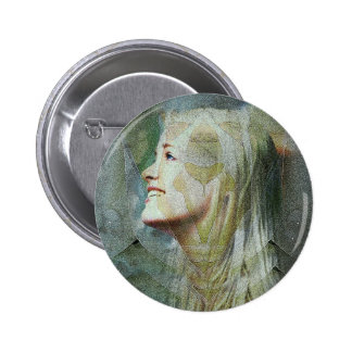 A Smile can change the world 2 Inch Round Button