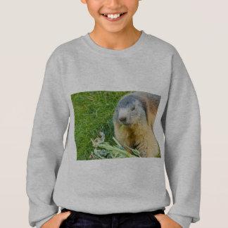a sociable marmot on ComfortBlend®Swheatshirt Sweatshirt