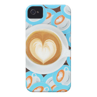 A soft heart Case-Mate iPhone 4 cases