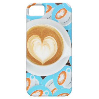 A soft heart iPhone 5 cover