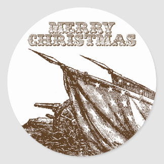 A Soldier's Christmas - Sticker #3