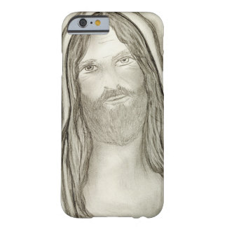 A Solemn Jesus Barely There iPhone 6 Case
