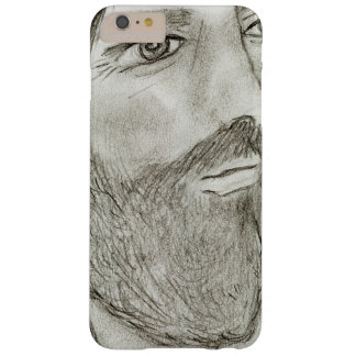 A Solemn Jesus Barely There iPhone 6 Plus Case