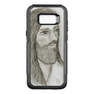 A Solemn Jesus II OtterBox Commuter Samsung Galaxy S8+ Case