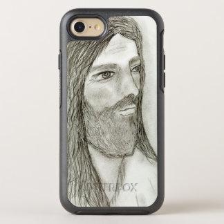 A Solemn Jesus II OtterBox Symmetry iPhone 8/7 Case