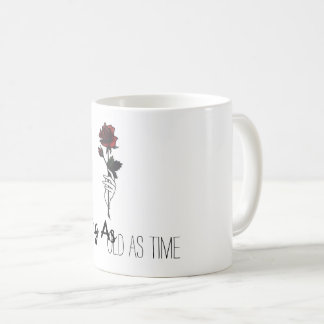 A Song As Old As Time Coffee Mug