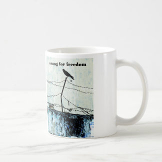 A Song For Freedom mug