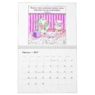 A Sparkling Season of Love Inspirational Calendar