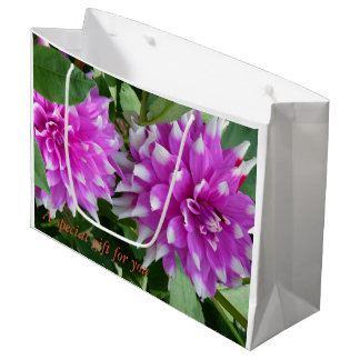 A Special Flower gift bag for a special someone