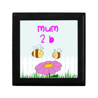 A special gift for a mum to be gift box