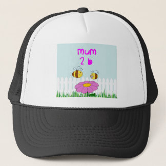 A SPECIAL GIFT FOR A MUM TO BE TRUCKER HAT