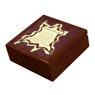 A Spiritual Hierarchy Jewelry Boxes
