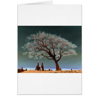 A Spiritual Place -Spiritual Tree Card