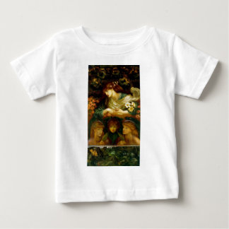 A Spiritual Place -The_Blessed_Damozel Baby T-Shirt