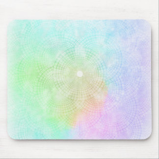 A Splash of Pastel Mousepad