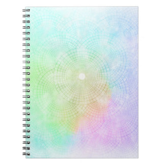 A Splash of Pastel Notebook