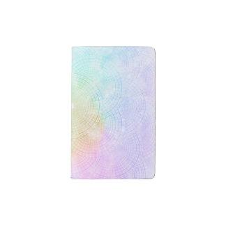 A Splash of Pastel Pocket Moleskine Notebook