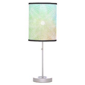 A Splash of Pastel Table Lamp