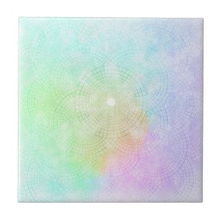 A Splash of Pastel Tile