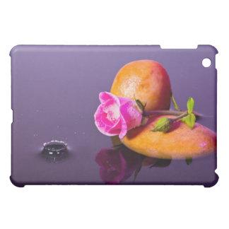 A Splash of Purple iPad Mini Cover