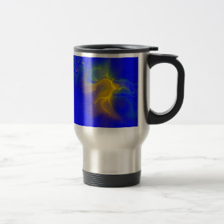 A Splash of Yellow Travel Mug