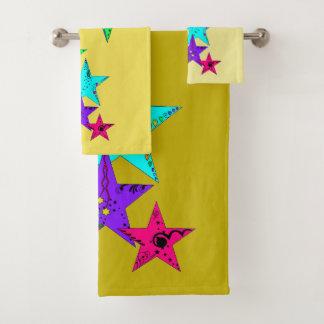 A Star Is Born! Bath Towel Set