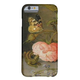 A Still Life with Roses on a Ledge iPhone 6 Case