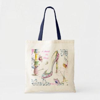 A Stitch in Time Tote Bag