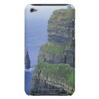 a stone castle standing on top a steep cliff in iPod Case-Mate case