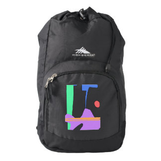 A Stork - You Are Not Alone Backpack